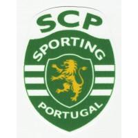 Parche textil SPORTING PORTUGAL 6,5cm x 8,5cm