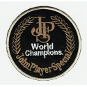 JOHON PLAYER SPECIAL embroidered patch 22cm