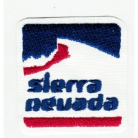 Embroidery patch SIERRA NEVADA 3,5cm x 3,5cm