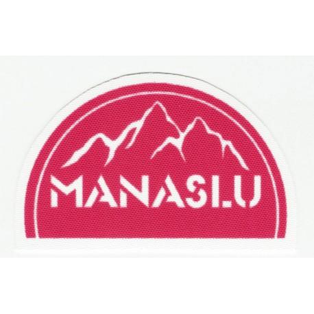 Parche textil MANASLU 7cm x 4cm