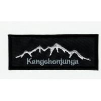 Patch embroidery KANGCHENJUNGA 8cm x 3cm