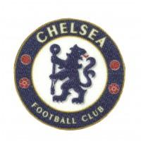 Textile patch CHELSEA 7cm x 7cm