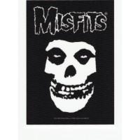 Parche textil MISFITS 9cm x 12,5cm