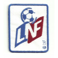 Embroidery patch LNF 7cm x 8,5cm