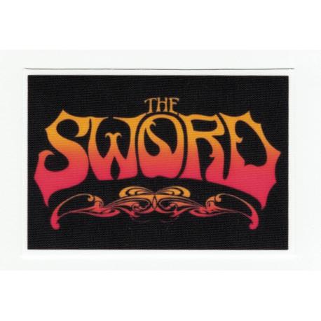 Parche textil THE SWORD 9.5cm x 6.5cm