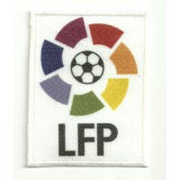 Textile and embroidery patch LFP 6,5cm x 8,5cm