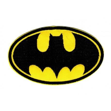 Patch embroidery BATMAN 9,5cm x 5.7cm