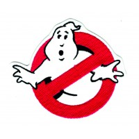 Embroidered patch GHOSTBUSTERS 8,5cm x 7,5cm