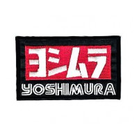 Embroidery patch YOSHIMURA 10cm x 6cm