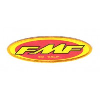 Patch textile and embroidery FMF 9cm x 3,5cm