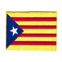 Embroidery patch ESTELADA 4CM X 3CM