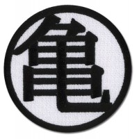 Patch embroidery DRAGON BALL Z 8cm