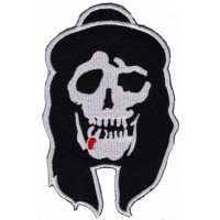 Embroidery patch GUNS & ROSES 4,5cm x 9cm
