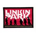 Embroidery patch LINKIN PARK RED 8cm x 5cm