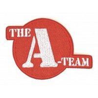 Patch embroidery THE A TEAM 8cm x 5,5cm
