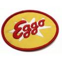 embroidery patch EGGO WALFLES 8cm x 6,5cm