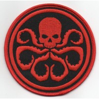 Embroidery patch HYDRA 9cm