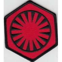 Embroidery patch 1ST ORDER STAR WARS 8cm