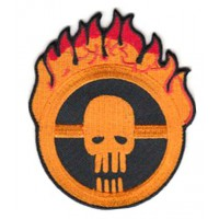 Embroidery patch MAD MAX 8cm x 9cm