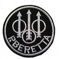 Embroidery patch BERETTA 7,5cm