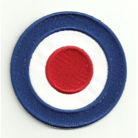Patch embroidery DIANA MOD 10cm