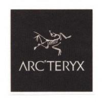 Textile patch ARC'TERYX 5'5cm x 5'5cm