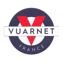 Textile patch VUARNET FRANCE 9,5cm x 8cm