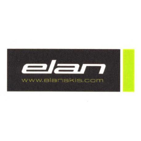 Textile patch ELAN 9cm x 3,5cm