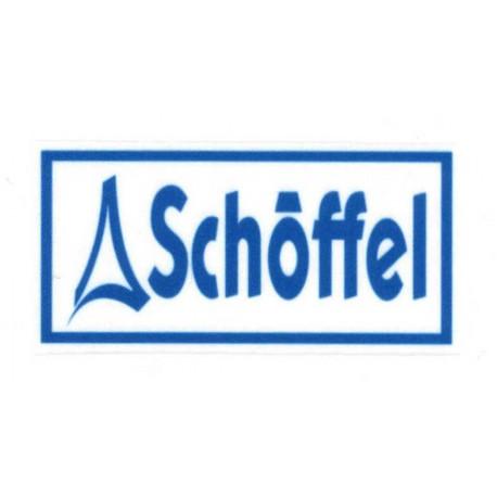 Textile patch SCHOFFEL 8,5cm x 4cm