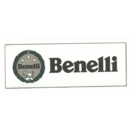 Textile patch BENELLI 12cm x 4,5cm
