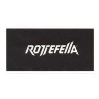 Textile patch ROTTEFELLA 8,5cm x 4cm