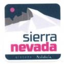 Parche textil SIERRA NEVADA 5.5cm x 5.5cm