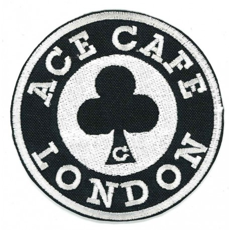 Embroidery patch ACE CAFE LONDON 7,5cm