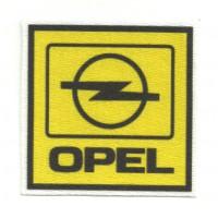 Parche textil OPEL 7 cm x 7 cm