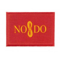 Patch embroidery and textile FLAG ROMANIA 4CM x 3CM