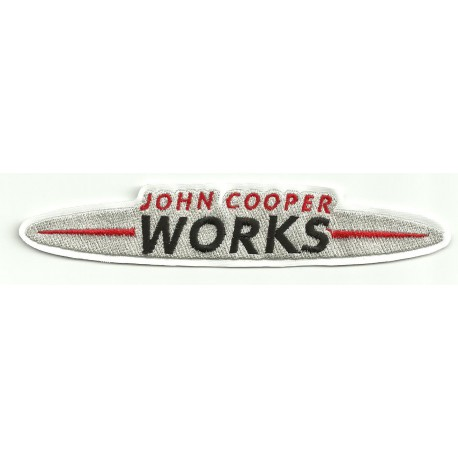 Patch embroidery JOHN COOPER WORKS 15cm x 2,6cm
