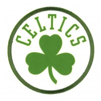 Patch embroidery CELTICS 15cm
