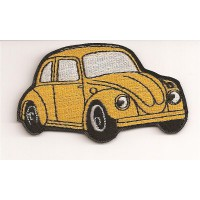 Patch embroidery VW ESCARABAJO 9cm x 5,5cm