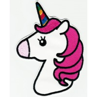Patch embroidery UNICORN 9cm x 7cm