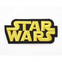 Patch embroidery STAR WARS 4cm x 1,9cm