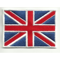 Patch embroidery FLAG ENGLAND 4CM X 3 CM