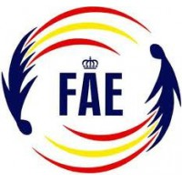 Embroidery and textile patch REAL SPANISH FEDERATION AERONÁUTICA 3,7 cm