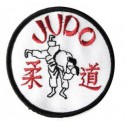 Patch embroidery JUDO 4cm