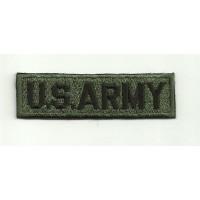 Parche bordado U.S. ARMY 8cm x 2,5cm