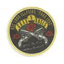 """Textile patch GUNS N´ ROSES """"TOUR 1992"""" 4CM X 4CM"""