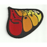 embroidery patch RUBBER SOUL THE BEATLES 4cm x 3,5cm