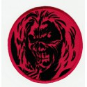 embroidery patch EDDIE IRON MAIDEN 4cm