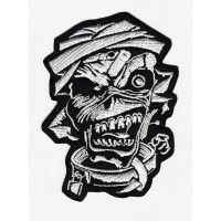 embroidery patch IRON MAIDEN 3cm x 4cm