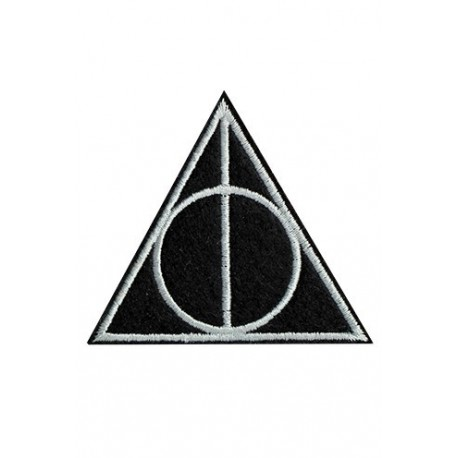 Patch embroidery Harry Potter KING CROSS 8cm