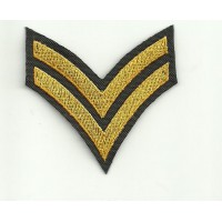 Patch embroidery GALON 6cm x 6cm